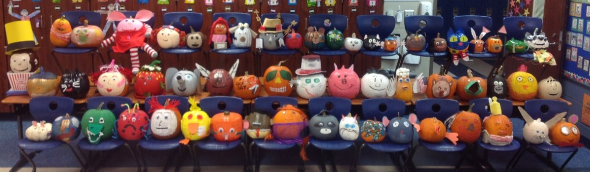 3rd Grade Pumpkin Characterization projects