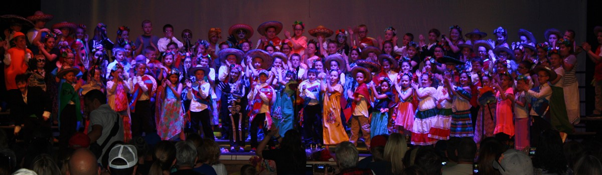 2nd and 3rd grade music program