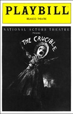 Crucible Playbill